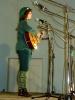 Берет немыслимый такой на ней... (А.Гурова, «Зелёные гитары», Москва)