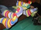 Пальчики  в носочках