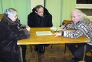 Д.Соколов берёт интервью у мэтров