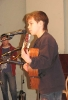 Выступление на конкурсном концерте