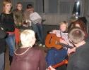 Ранний концерт в холле корпуса