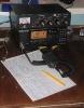 Радиожурнал и передатчик