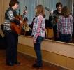 Репетиция перед конкурсным концертом