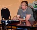 Звукорежиссёр миниконцертов Роман Акимов