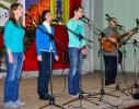 Концерт КСП «Поиск». Семья Юрьевых