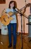 Свободный микрофон. Бас-гитаристка