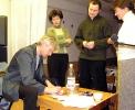 Встреча с Владимиром Паньшиным 21 ноября 2004 года