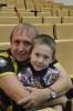 Роман Акимов с сыном Лешей!