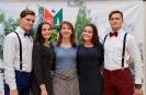 Аня Юрьева со своими воспитанниками